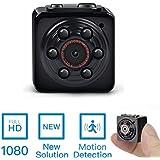 Mini Versteckter Spionage Kamera - ENKLOV 1080P HD spy camera mit Nachtsicht , Bewegungserkennung , Indoor / Outdoor-Einsatz