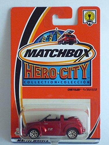 matchbox-hero-city-chrysler-pt-cruiser-72-2002-red-convertible-by-mattel-by-mattel