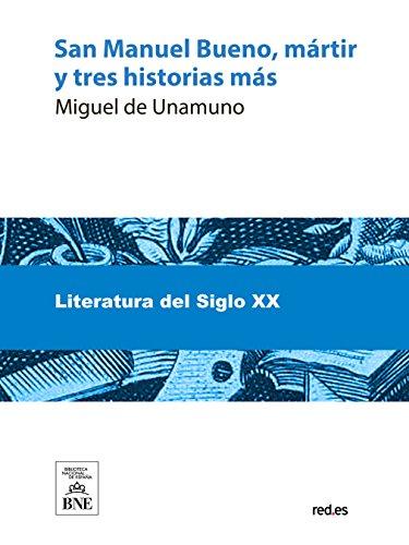 San Manuel Bueno martir (Spanish Edition)