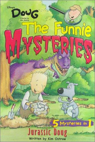 Funnie Mysteries: Jurassic Doug - Book #7