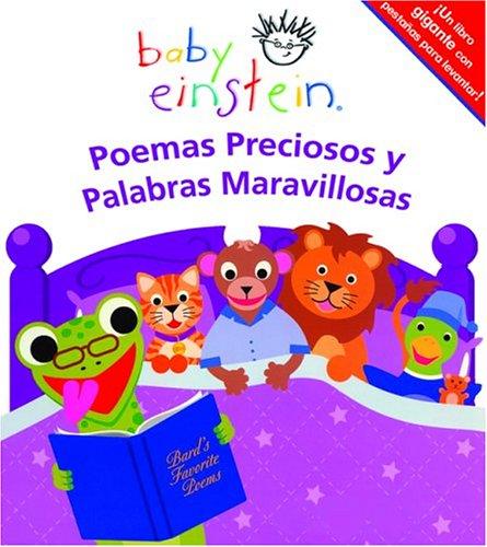 Poemas Preciosas y Palabras Maravillosas (Baby Einstein)