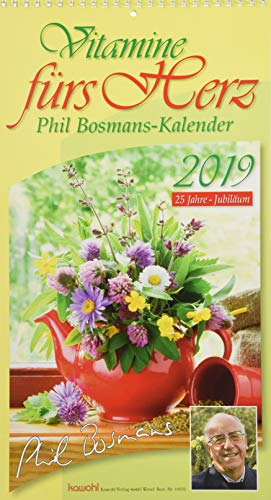 Vitamine fürs Herz 2020: Phil-Bosmans-Kalender