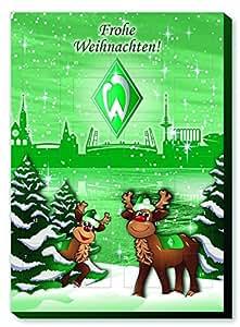 Werder Bremen Adventskalender, Weihnachtskalender