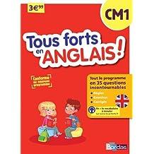 Tous forts en Anglais CM1 - Nouveau programme 2016