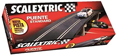 Scalextric - Puente Standard para Scalextric (digitalizable) (B10018S100) por Scalextric