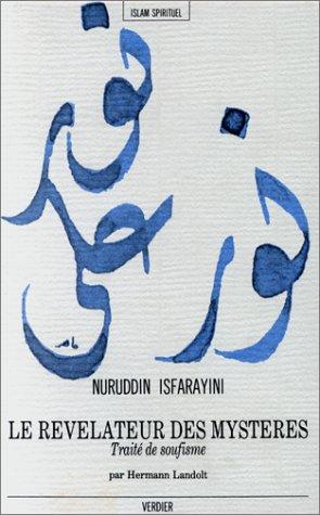 Le Rvlateur des mystres : Trait de soufisme