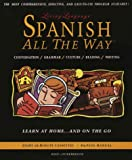 Spanish - All the Way (Living Language All the Way S.)