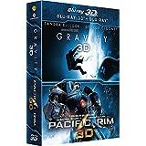 Gravity 3D + Pacific Rim 3D