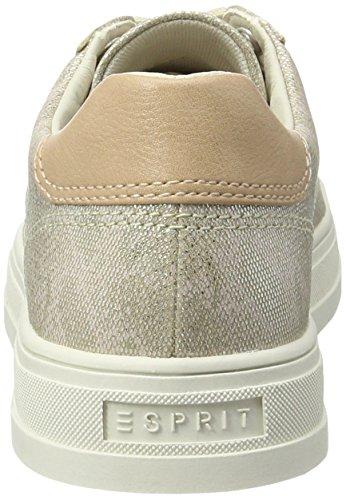 Esprit Sidney, Sneakers Basses Femme Beige (241 Taupe)