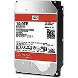 WD Red 10TB interne Festplatte SATA 6Gb/s 128MB interner Speicher (Cache) 8,9cm 3,5Zoll 24x7 5400Rpm optimiert für SOHO NAS Systeme 1-8 Bay HDD Bulk WD100EFAX