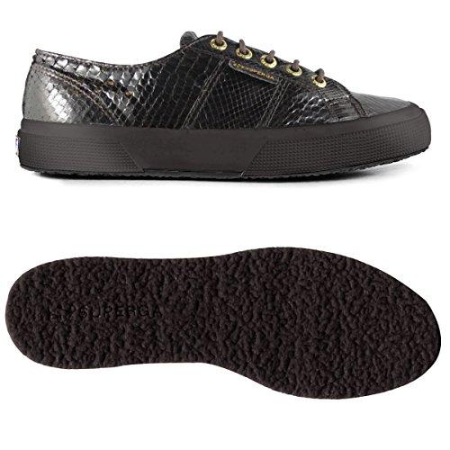 Chaussures Le Superga - Estreme 2750-python brown