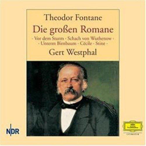 Die großen Romane, Box 1, 38 Audio-CDs (Box Music Morgen)