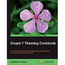 Drupal 7 Theming Cookbook