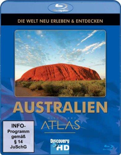 Bild von Australien - Discovery Atlas [Blu-ray]