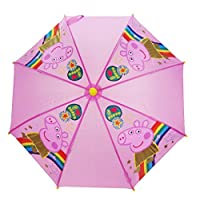 Peppa Pig Umbrella Stick, 56 cm, Pink PEPPA005103