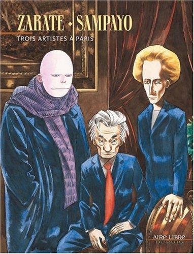 Trois artistes à Paris