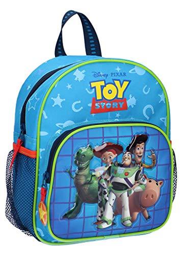 Gepäck (Säcke, Schulranzen, Federmäppchen, Regenschirm) Disney, Mickey, Minnie, Donald. Fantasie-Rucksack Toy Story 169-9737, 28 x 22 x 9 cm (Gepäck Toy Story)