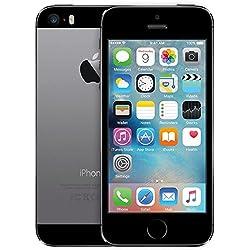 Apple iPhone 5S Gris Sidéral 32Go Smartphone Débloqué (Reconditionné)