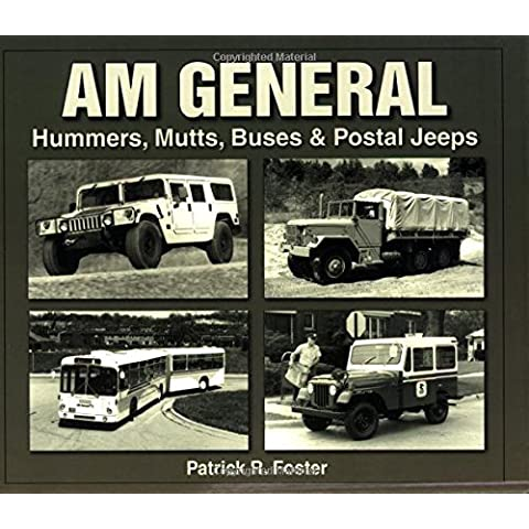 AM General: Hummers, Mutts, Buses, and Postal Jeeps (Photo Archive)