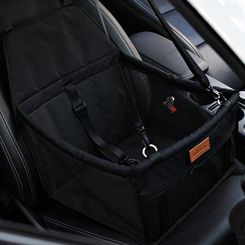 Haustiere Tragbar Transporttasche Tragbar Transportbox Hundetransportbox für Hund Katze Nylon Faltbare Schwarz