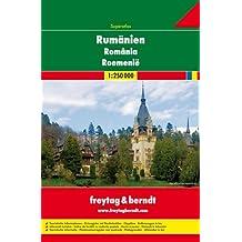 Rumänien Superatlas. 1:250 000.