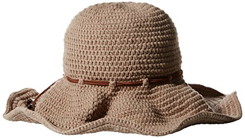 ale-by-alessandra-womens-nikki-retro-crochet-floppy-hat-with-leather-trim-khaki-one-size