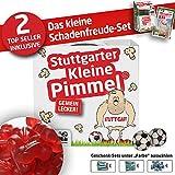 VfB Stuttgart Boxershorts ist jetzt Kleine Pimmel Set 1: KLEINE Schadenfreude by Ligakakao.de rot-weiß männer Shorts Unterhosen
