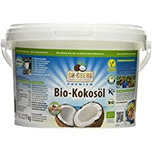 Dr. Goerg Bio Kokosöl 3000ml Vorratspackung