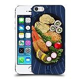 Head Case Designs Tempura Teller Orientalische Nahrung Ruckseite Hülle für iPhone 5 iPhone 5s iPhone SE