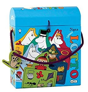 Moomins Moomin Puzzle (Barbo Toys 7102)