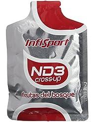 Infisport S.L.  - ND3 Cross UP 34gr frutas del bosque (18 unidades)