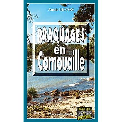 Braquages en Cornouaille: Les enquêtes du capitaine Paoli - Tome 7