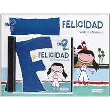 Felicidad. Libro con Cd interactivo (Qué sientes.com)