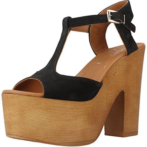 Sandali e infradito per le donne, color Nero , marca ALPE, modelo Sandali E Infradito Per Le Donne ALPE CITADEL Nero