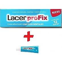 Lacer Profix Crema Adhesiva Protesis Dentales 70 gr