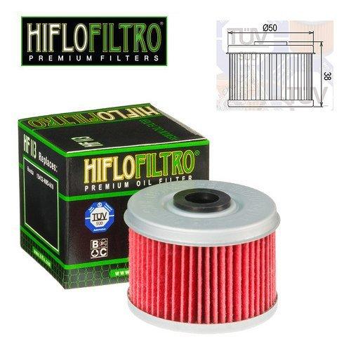 Huile moteur Filtre HiFlo HF113 pour Honda SXS 500 m Pioneer 500 2016
