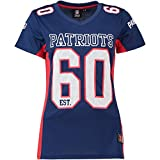 NFL New England Patriots Girl-Shirt Navy M