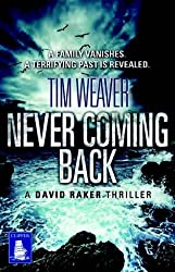Never Coming Back (Large Print Edition)