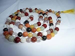 Navgrah Mala 108 + 1 Beads