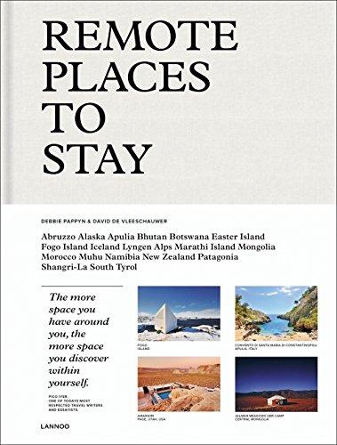 Remote Places to Stay por Debbie Pappyn