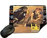 Blur - Parklife Album cover Mouse Mat/Pad - By Eclipse Gift Ideas