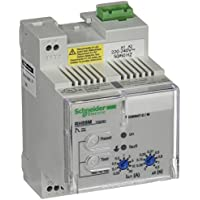 Schneider Electric 56173 Relé Diferencial Rh99M con Rearme Manual Local, 0.03.30 A, 0.4.5 S, 240 V