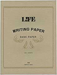 Life Letter Paper Pads: 8 in x 12 in. (Tan)