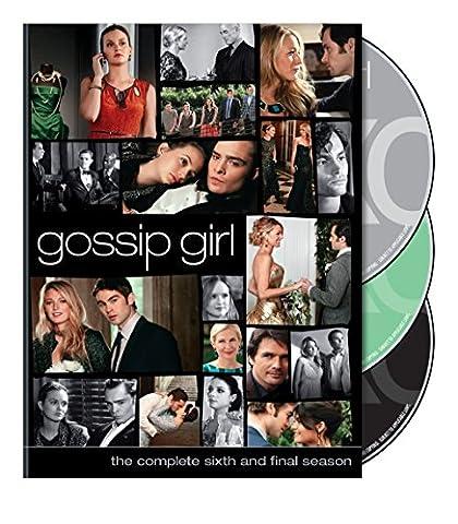 Gossip Girl: The Complete Sixth & Final Season [DVD] [Region