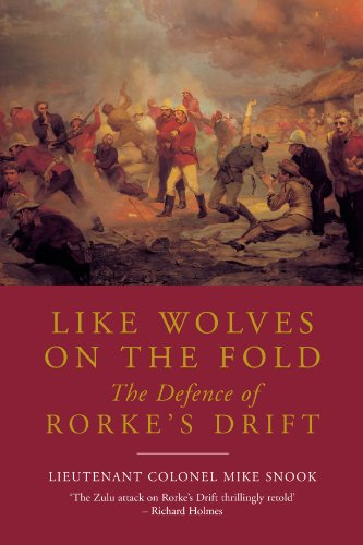 Like Wolves on the Fold Cover Image
