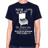 Old Skool Hooligans Inspired by Genesis T Shirt - Musical Box