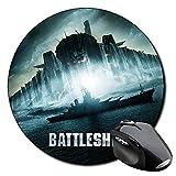 Battleship Taylor Kitsch Liam Neeson Rihanna Tapis De Souris Ronde Round Mousepad PC