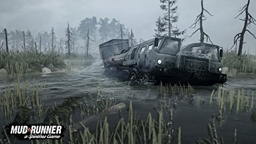 Spintires: MudRunner  screenshot