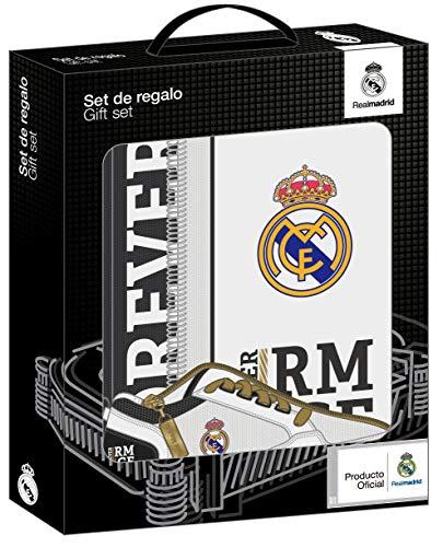 280x60x350mm Set de Regalo de Real Madrid 1/ª Equip 19//20 Oficial