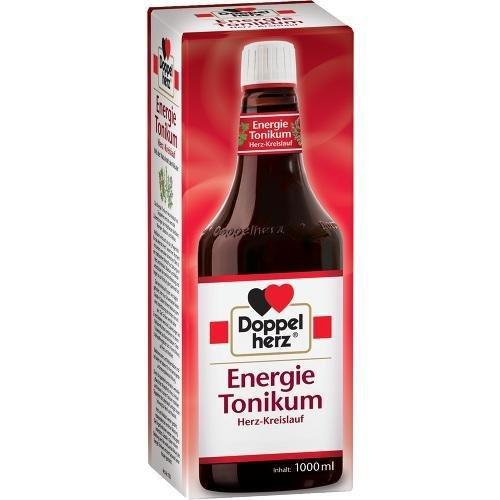 DOPPELHERZ Energie-Tonikum Herz-Kreislauf 1000 ml Tonikum